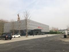 苏滁高新区3691平全新厂房,配套齐全,多种户型可选择